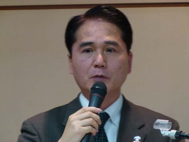 イオン 執行役 グループIT・デジタルビジネス事業 責任者の梅本和典氏