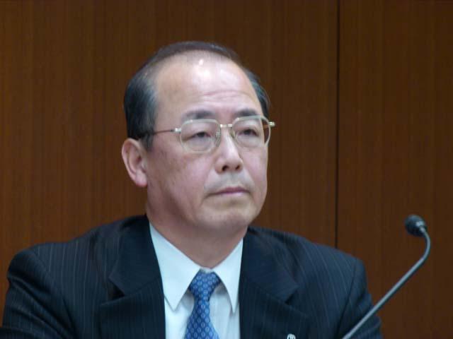 西日本電信電話(NTT西日本) 代表取締役副社長の伊東則昭氏