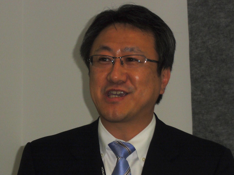 竹田芳浩社長