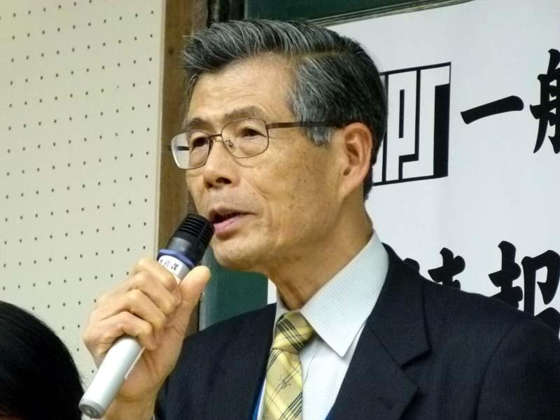 情報処理学会歴史特別委員会・発田弘委員長