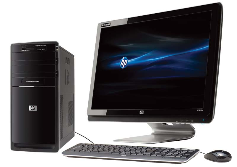 HP Pavilion Desktop PC p6745jp(ディスプレイ別売)