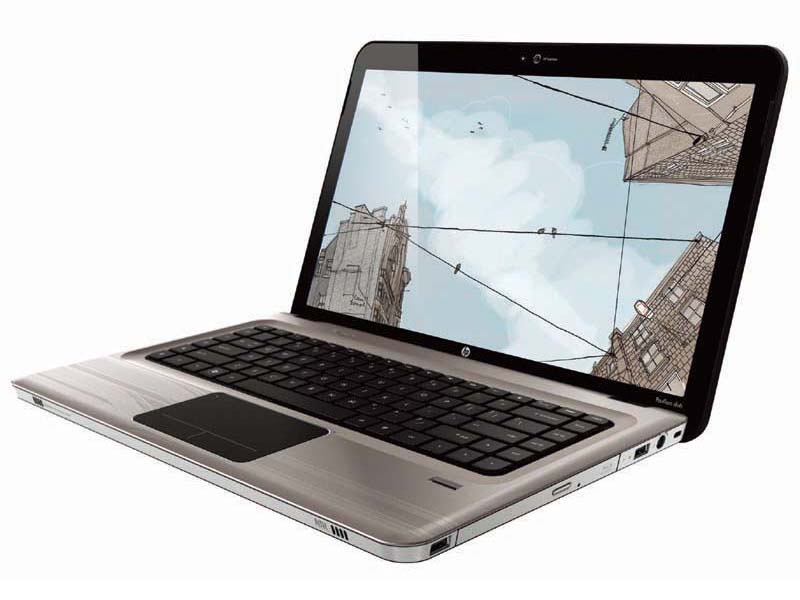 HP Pavilion Notebook PC dv7-5000