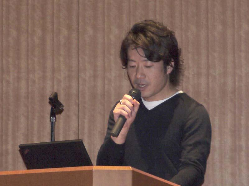 イースト 柳明生氏