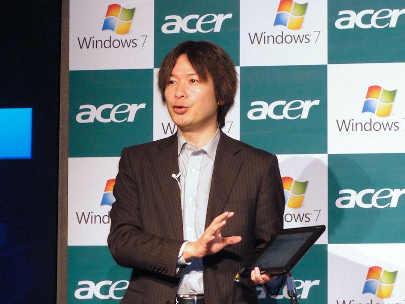 日本マイクロソフト田中達彦氏