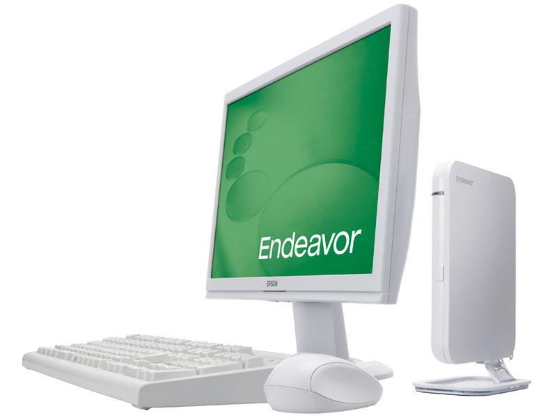 「Endeavor NP25S」<br>(ディスプレイは別売)