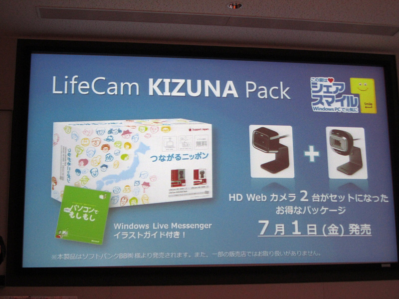 Webカメラの2台セット