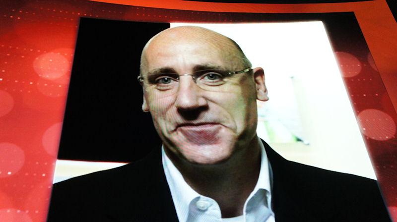 ビデオレターで登場したCFO兼暫定CEOのトーマス・サイフェルト氏