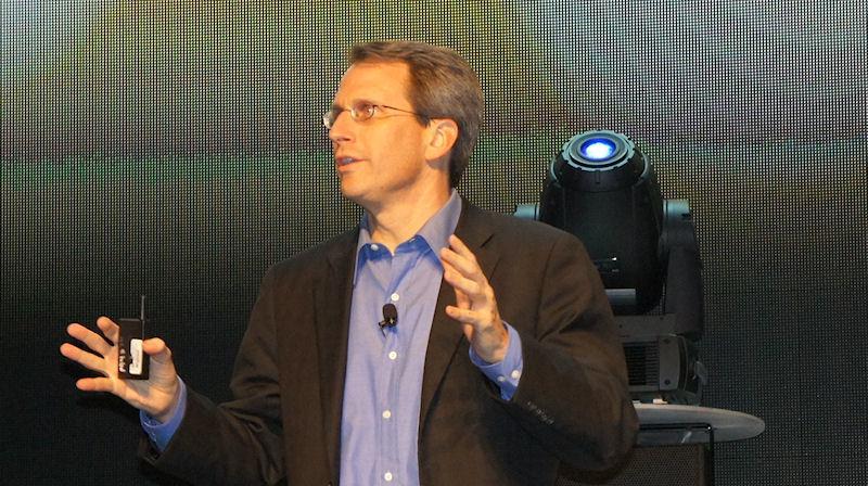 上級副社長兼AMD製品事業本部 事業本部長リック・バーグマン氏