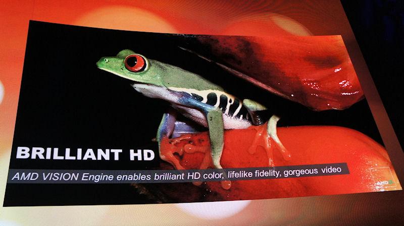 HD動画をより高いクオリティで楽しむことができる