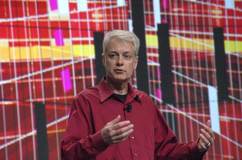 AMDのPhil Rogers氏(AMD Corporate Fellow)