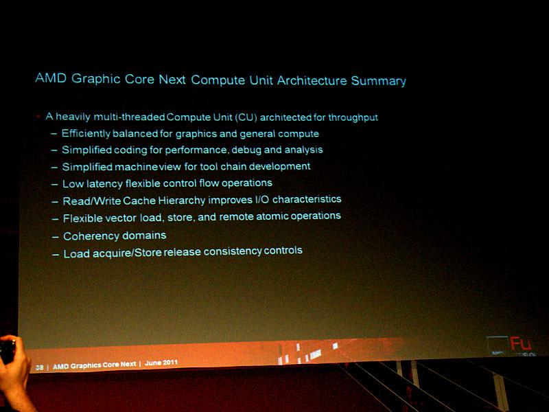 「Grahpic Core Next」アーキテクチャの概要
