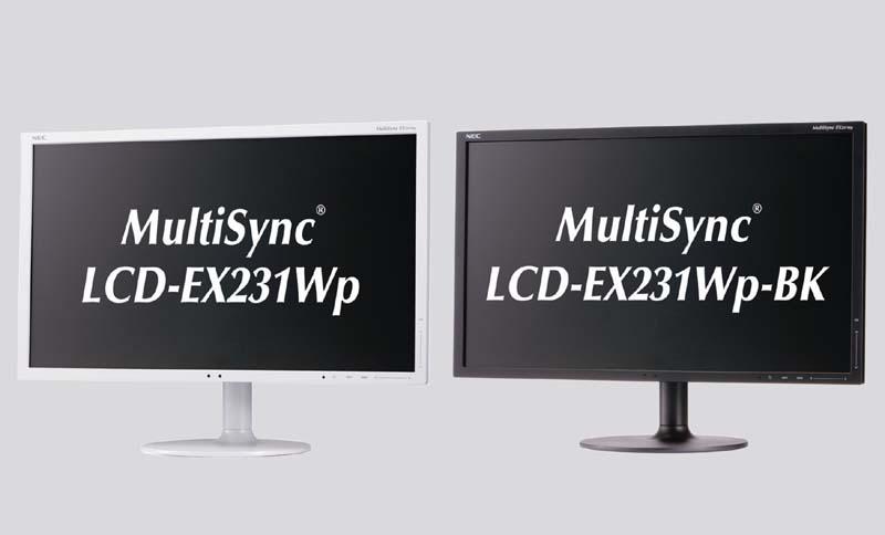MultiSync LCD-EX231Wp、LCD-EX231Wp-BK