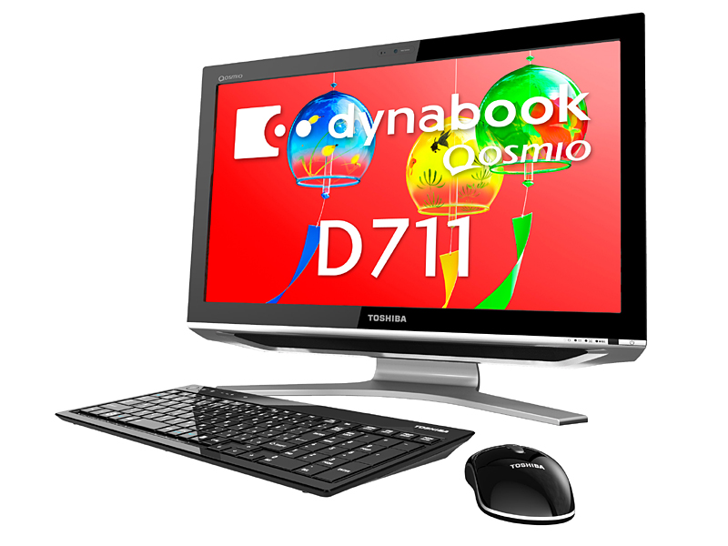 dynabook Qosmio D711/WTTCB