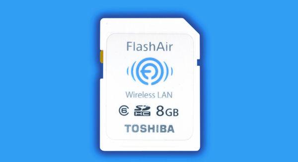 「FlashAir」