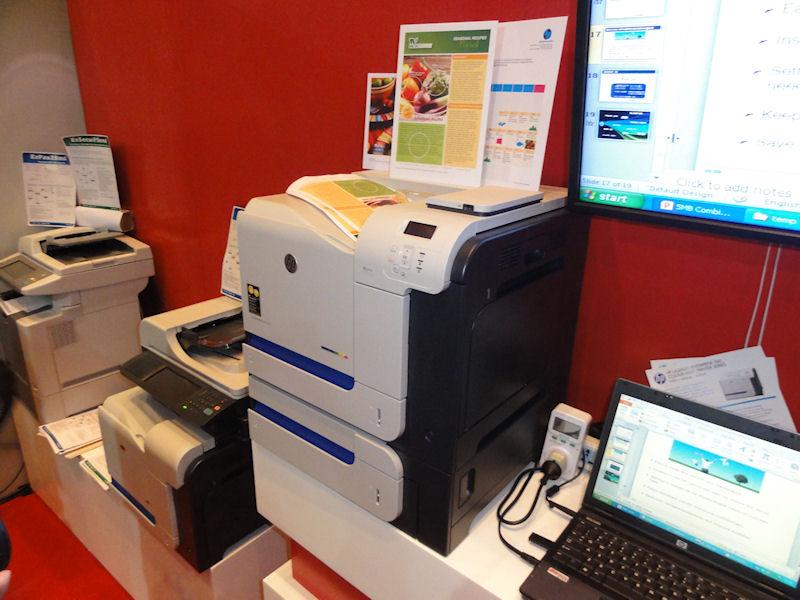 LaserJet Enterprise 500 ColourM551xh