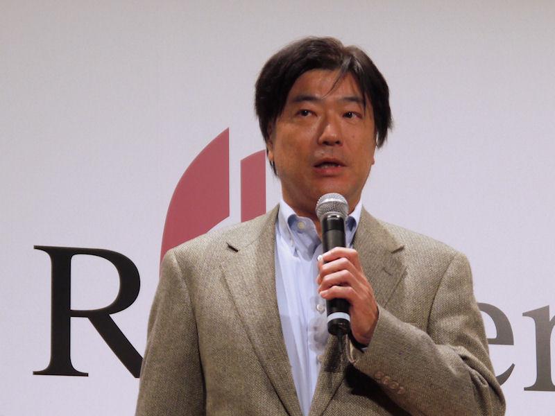 ソニーマーケティング株式会社執行役員の松原昭博氏