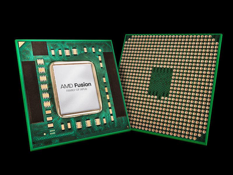 メインストリーム向けAPU、AMD Aシリーズ