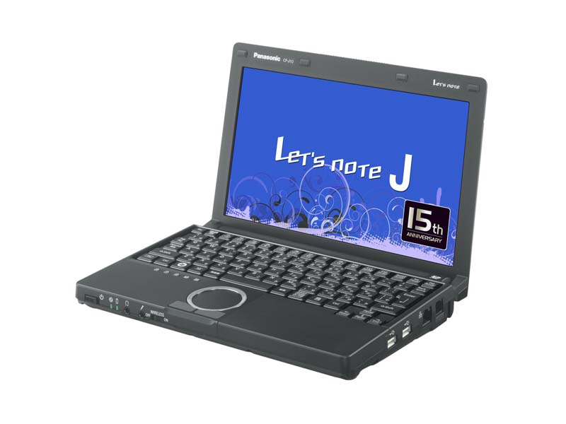 Let'snote J10 ハイパフォーマンスモデル