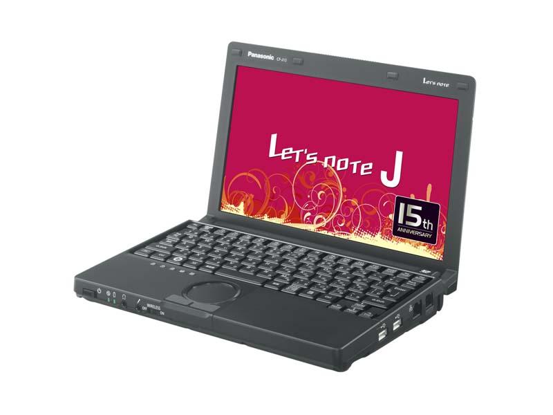 Let'snote J10 スタンダードモデル