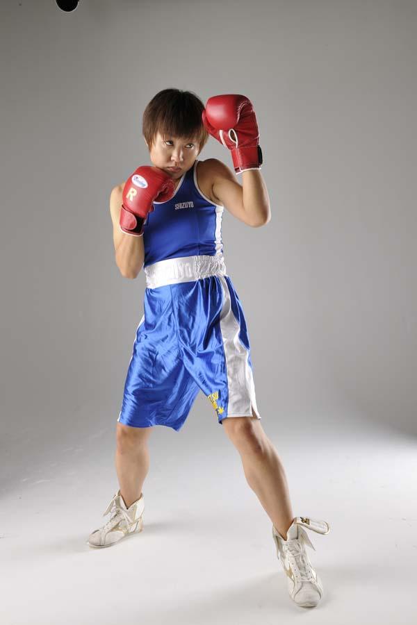 山崎静代選手