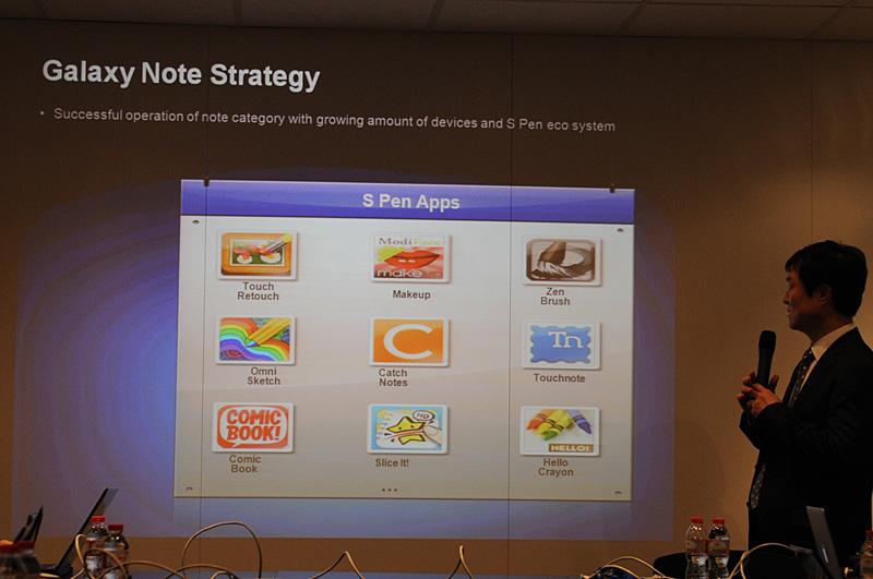 S-Pen対応の代表的なサードパーティ製Appを紹介