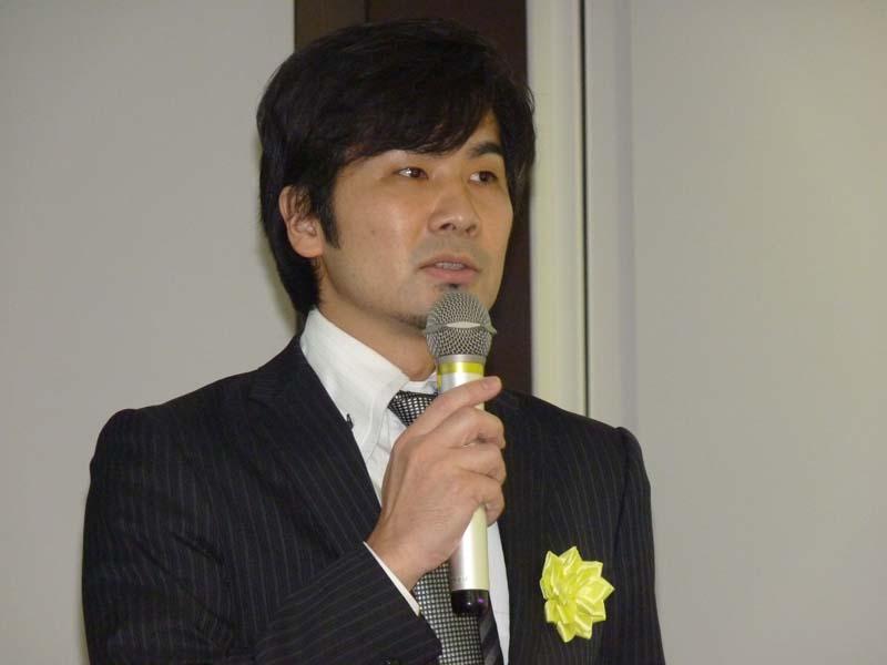 早稲田大学高等研究所 准教授 岩田浩康氏