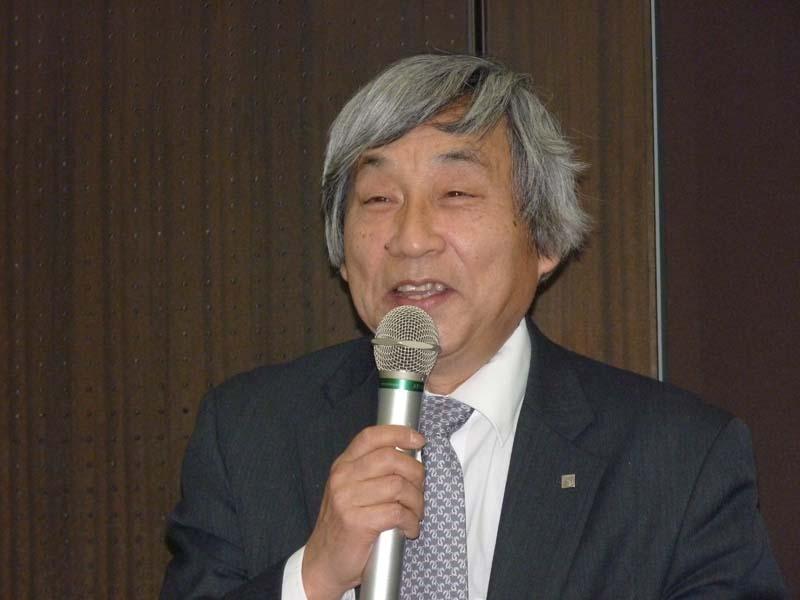 早稲田大学副総長 橋本周司氏