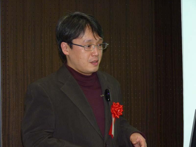 山口大学 時間学研究所 宮崎真教授