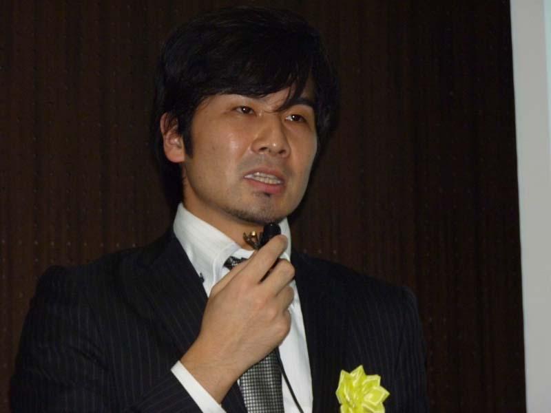 早稲田大学高等研究所准教授 岩田浩康氏