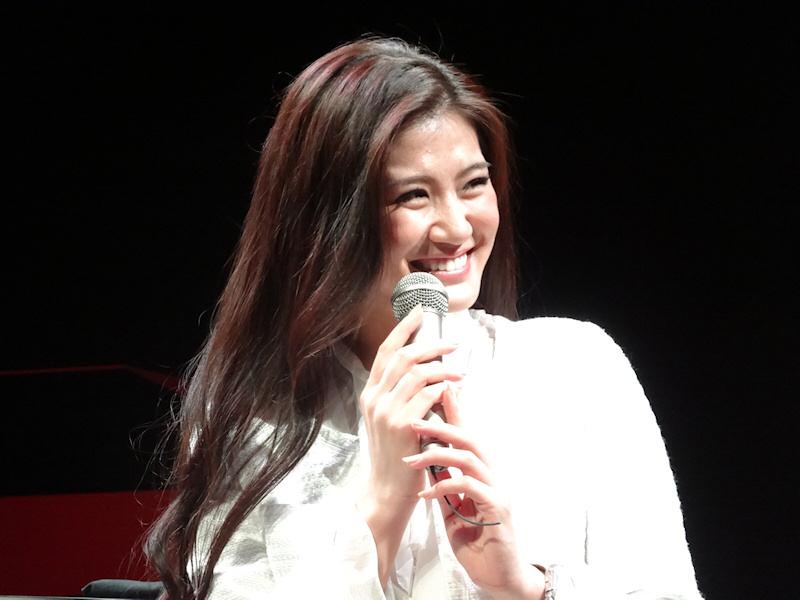 2012ミス・ユニバース日本代表の原綾子さん