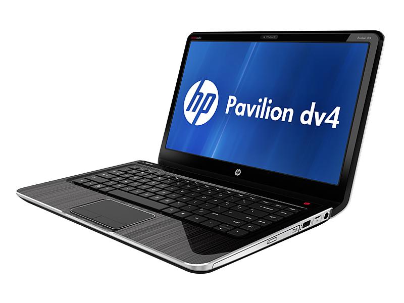 HP Pavilion dv4-5100 スタンダードモデル