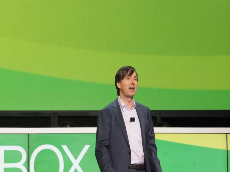 MicrosoftのDon Mattrick(ドン・マトリック)氏(President of the Interactive Entertainment Business at Microsoft)