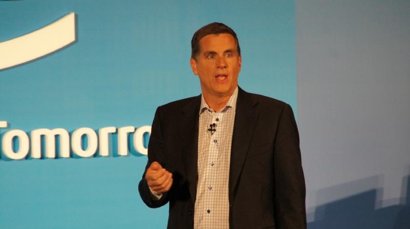 Intel 上席副社長兼セールス&マーケティング統括本部長 トーマス・キルロイ氏