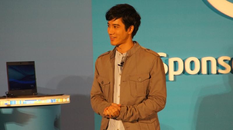台湾の人気男性歌手ワン・リーホン氏