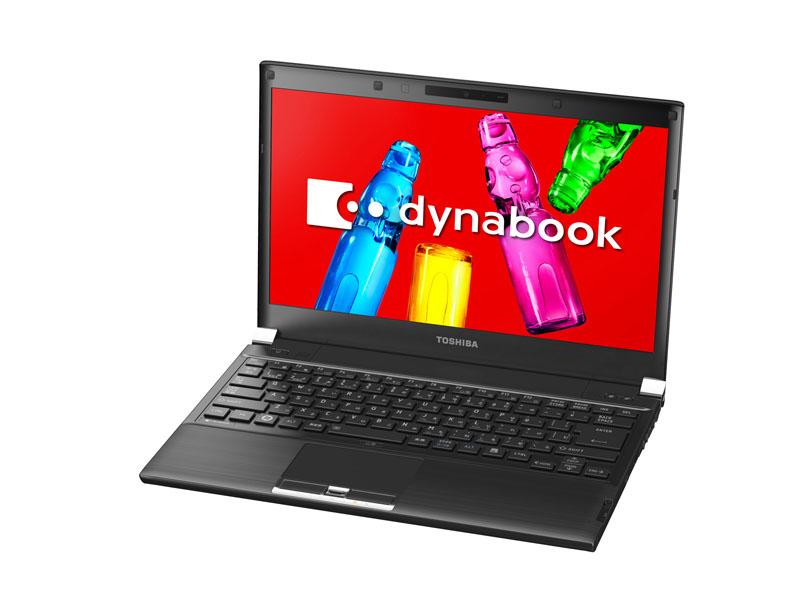dynabook R732 グラファイトブラック