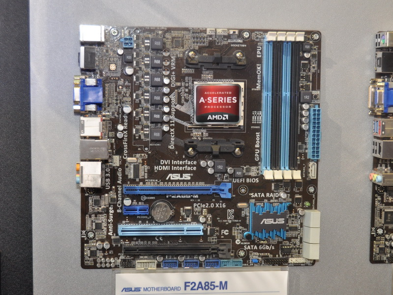 ASUS F2A85-M