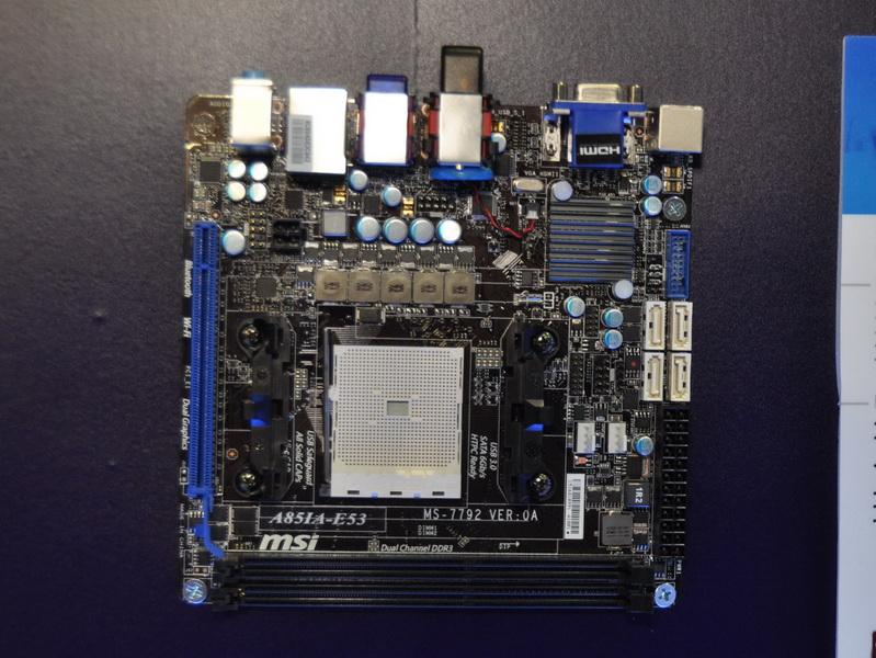 MSI A85IA-E53