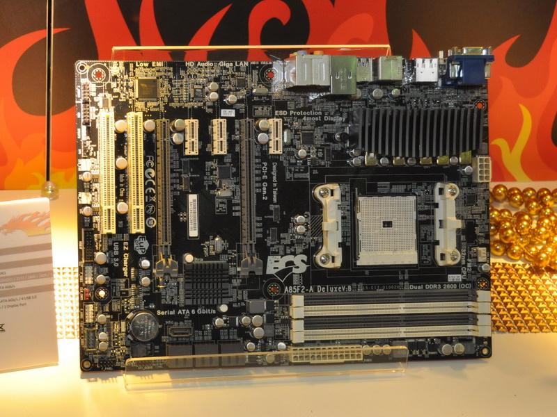 ECS A85F2-A Deluxe
