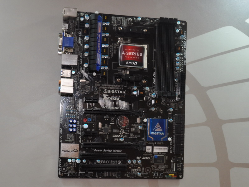 BIOSTAR Hi-FI A85W