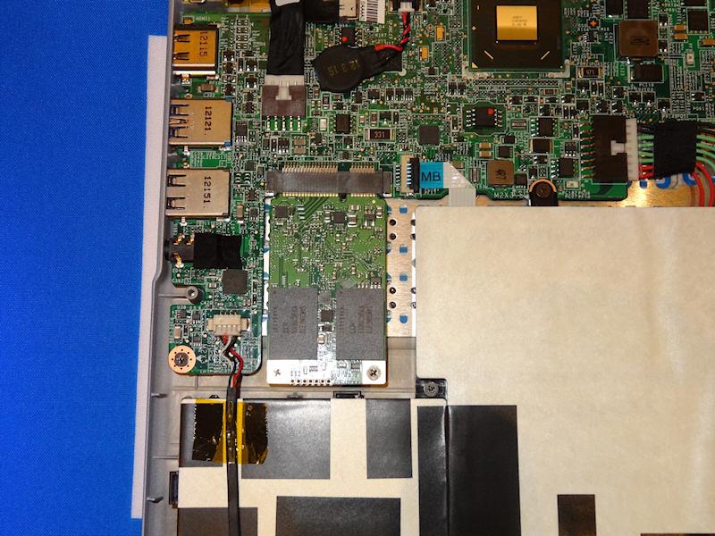 SSDはモジュール式