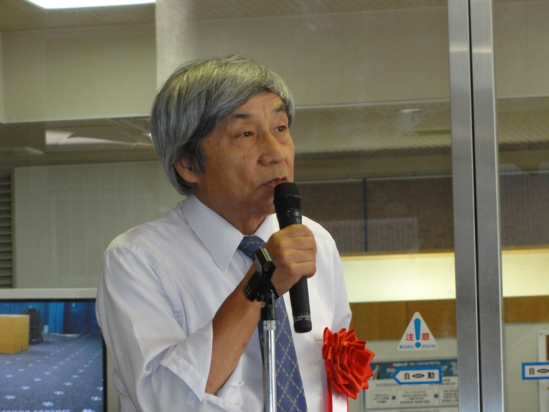 早稲田大学副総長 橋本周司教授