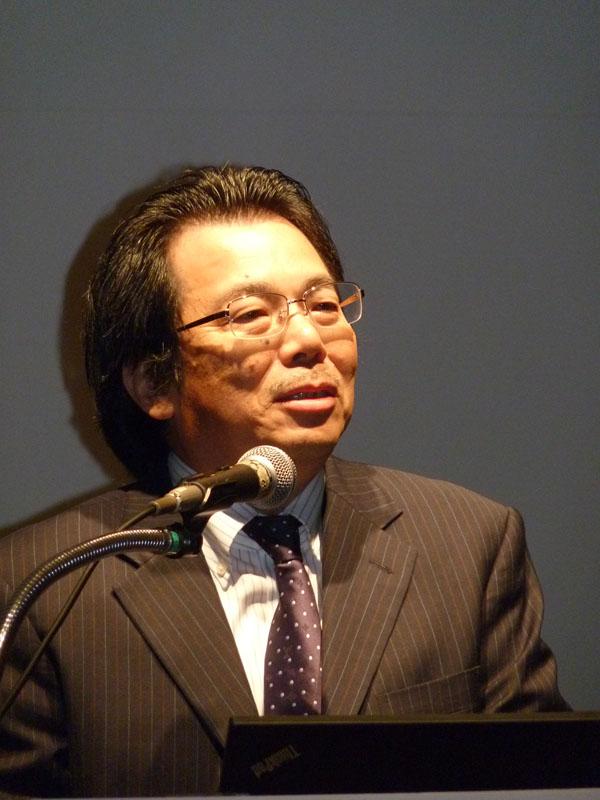 レノボ・ジャパン株式会社 取締役副社長 内藤 在正氏