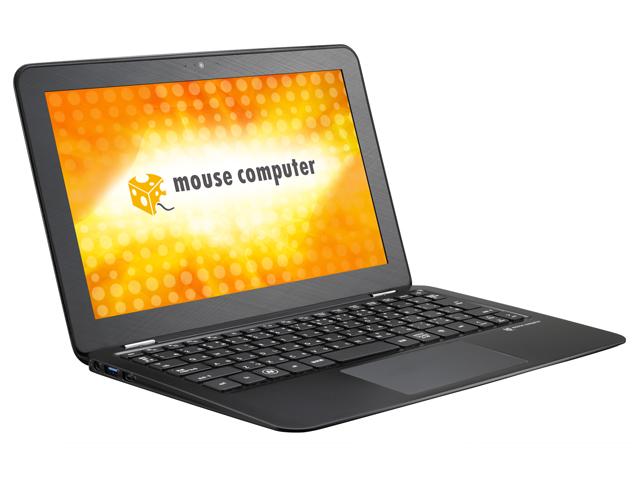 """マウスコンピューター「<a href=""""http://www.mouse-jp.co.jp/m-book/luvbookx/"""">LuvBook X</a>」。カーボン素材が美しい重量985gのコンパクトマシン"""