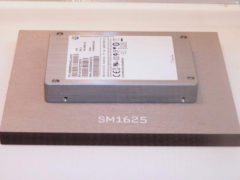 エンタープライズ/サーバー向けのハイエンドモデル「SM1625」