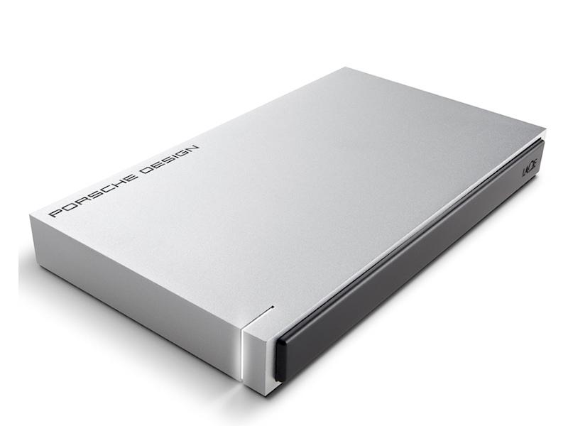 「LaCie Mobile Porsche USB 3.0」