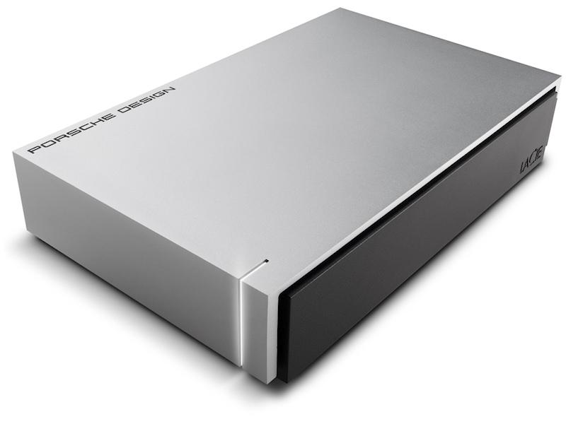 「LaCie Desktop Porsche USB 3.0」