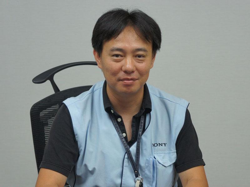 ソニー株式会社 VAIO&Mobile 事業本部 PC事業部 1部1課 統括課長 鈴木一也氏