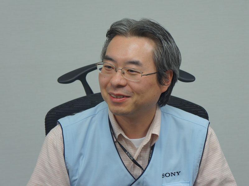 ソニー株式会社 VAIO&Mobile 事業本部 PC事業部 1部1課 ソフトウェアプロジェクトリーダー 河田太氏