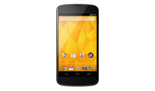 Nexus 4前面