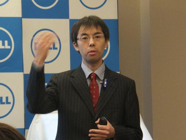 デル 河田浩行氏